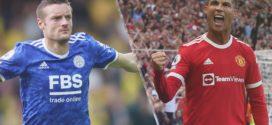 Leicester City ប្រជែងគ្នាជាមួយ Manchester United យក៣ពិន្ទុនៅ Premier League សប្តាហ៍ទី៨រាត្រីនេះ